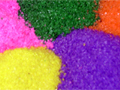 Kids Crafts Recipe: Homemade colored Sand