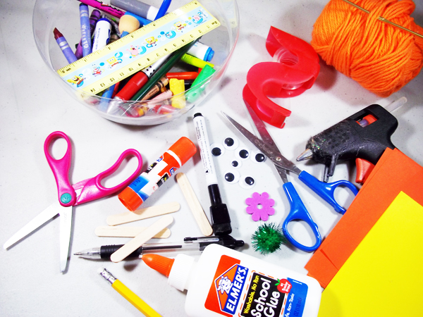 Materialsjpg picture to pin on pinterest thepinsta for Waste material project for kids